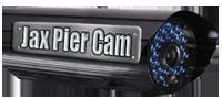 Jacksonville Beach Pier Cam    Logo